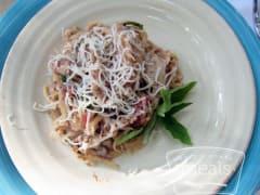 Meaty Spaghetti Squash Casserole