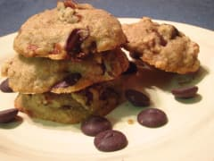 Whole Food Makeover: Chocolate Chip Cookies