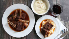 Tender Braised Short Ribs - Dump and Go Dinner