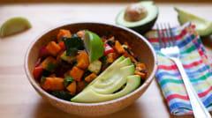 Fall Vegetarian Mini Freezer Meal Plan Vol. 2