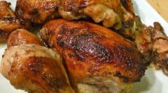 Cardamom Honey Chicken - Dump and Go Dinner