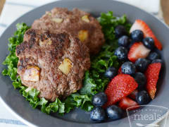"Paleo Breakfast ""Sausage"" Patties"
