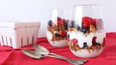 AIP Coconut Yogurt Parfait