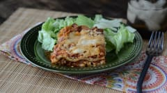 Instant Pot Lasagna - Dump and Go Dinner