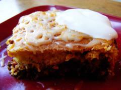 Simple Chili Cornbread Bake
