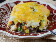 Shepherd's Pie with Venison