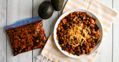 Mexican Chicken - Dump and Go Dinner