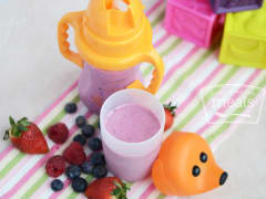Toddler Fruit Smoothies