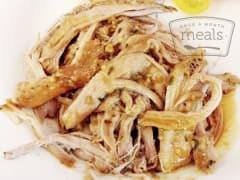 Brown Sugar and Maple Pork Roast - Dump and Go Dinner