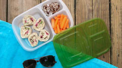 Summer Pool Pack or Lunch Box Mini Menu Vol. 1