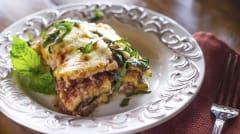 Instant Pot Parmesan Zucchini Lasagna