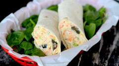 Summer Picnic Wrap - Lunch Version