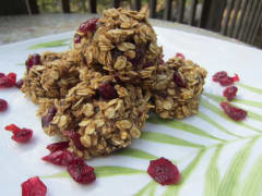 Cranberry Oatmeal Cookies - Whole Foods