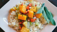 Harvest Risotto- Lunch Version