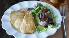 Slow Cooker Garlic Brown Sugar Chicken - Gluten Free Dairy Free - Dump and Go Dinner