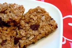 Gluten Free Dairy Free Chewy Chocolate Chip Granola Bars