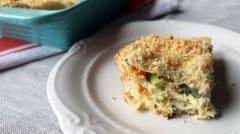 Instant Pot Vegetable Lasagna - Lunch