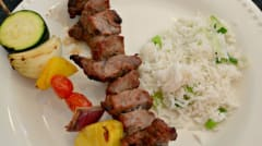 Asian Steak Kebabs - Traditional Version