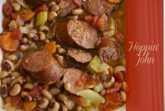 Hoppin' John - Lunch