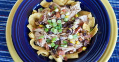Slow Cooker Santa Fe Chicken - Lunch Version