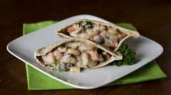 Tuna and White Bean Pita - Lunch Version