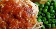 Instant Pot Chicken Parmigiana - Lunch