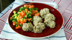 Baked Chicken Nuggets - Lunch Version