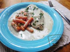 Slow Cooker Lemon Pepper Chicken and Carrots - Dump and Go Dinner