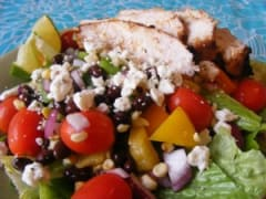 Southwest Chicken Salad - Ready to Eat Dinner