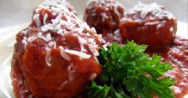 Mama Rita's Meatballs