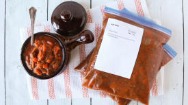 Instant Pot Healthy Roots Chili