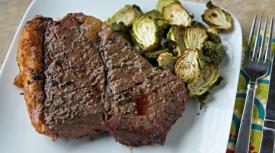 Paleo Mediterranean Steak