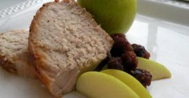 Slow Cooker Apple Cherry Pork Loin – Paleo Lunch Version