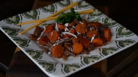 Instant Pot Thai Beef