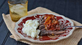 Granny's Italian Beef: Saving Second Base