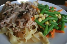 Dijon Pork Loin Roast