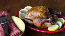 Instant Pot Juicy Roast Chicken
