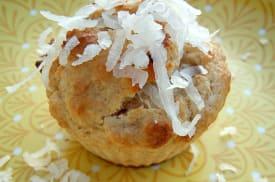 Sunny Lemon Coconut Muffins
