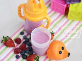 Toddler Fruit Smoothies