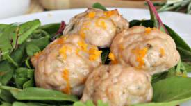 Instant Pot Paleo Breakfast Chicken Meatballs