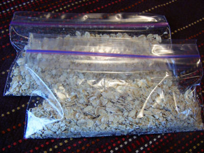Instant Oatmeal Packets