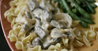Revamping a Family Favorite: Tangy Beef Stroganoff Recipe