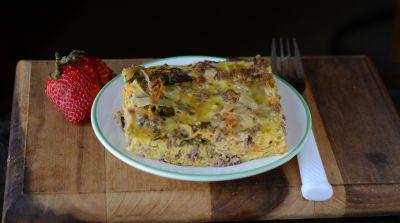 Paleo Slow Cooker Breakfast Casserole