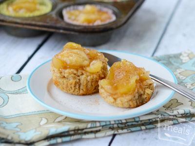 Gluten Free Dairy Free Apple Pie Baked Oatmeal
