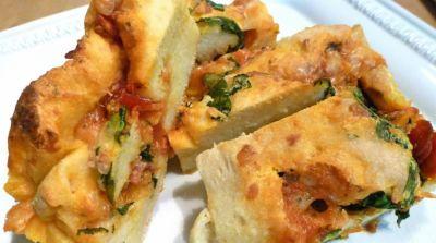 Gluten Free Dairy Free Zesty Pizza Rolls