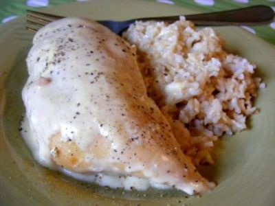 Cream Cheese Chicken