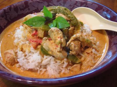 Whole Foods Thai Curry
