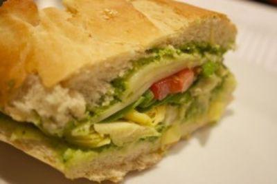 Artichoke Muffuletta Sandwiches - Whole Foods Version