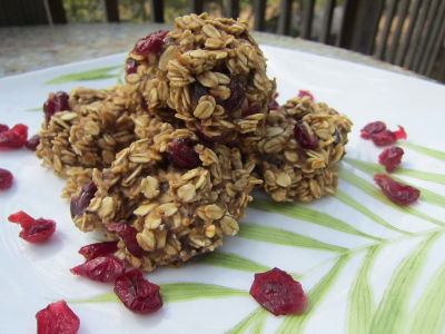 Whole Foods: Cranberry Oatmeal Cookies