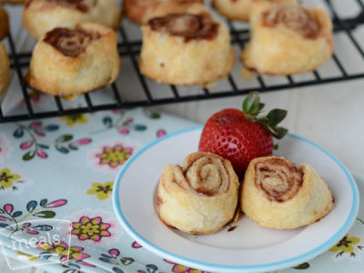 Warm Cinnamon Swirls